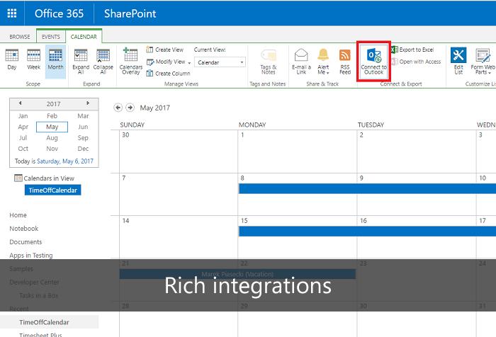 IVERO NET - Leave Management System